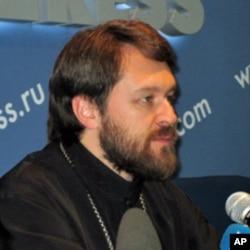 俄罗斯东正教会对外联络部领导人伊拉里尼奥都主教