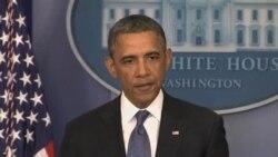 """奧巴馬對達成財政懸崖協議""""謹慎樂觀"""""""
