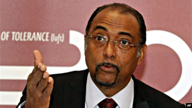 Michel  Sidibé, Executive Director of UNAIDS (file photo)