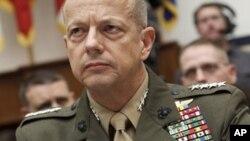 Komandan Tertinggi AS di Afghanistan, John Allen (foto: dok).