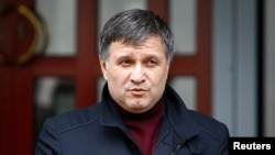 乌克兰内务部长阿瓦科夫