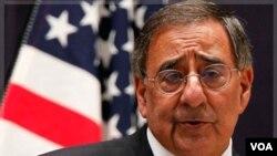 Menhan AS Leon Panetta optimis pasukan Irak akan mampu menangani masalah keamanan.