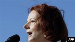 Thủ tướng Gillard nói rằng việc dàn xếp với Malaysia là thích đáng và là một thông điệp hết sức gay gắt gửi đến những tay buôn người