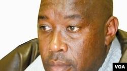 Ernest Maphepha Sibanda