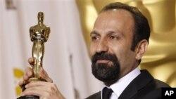 Esxer Ferhadî li Sibata 2012'ê xelata Oscar wergirt.