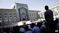 Dushanbedagi markaziy masjid