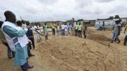 کشف یک گور دسته جمعی دیگر در ساحل عاج