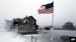 Bão tuyết lớn tại đông bắc Hoa Kỳ