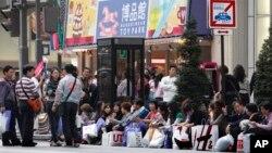 중국 관광객 일본 방문 늘어