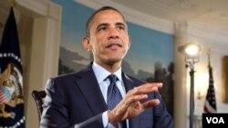 Tổng thống Barack Obama hứa giúp nông dân bị ảnh hưởng hạn hán ở Hoa Kỳ