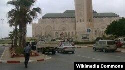 Đền thờ Hassan II, Casablanca.