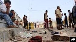 Mujeres y niños siguen siendo víctimas de la violencia que se vive en el Medio Oriente.