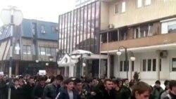 Protesta në Gostivar