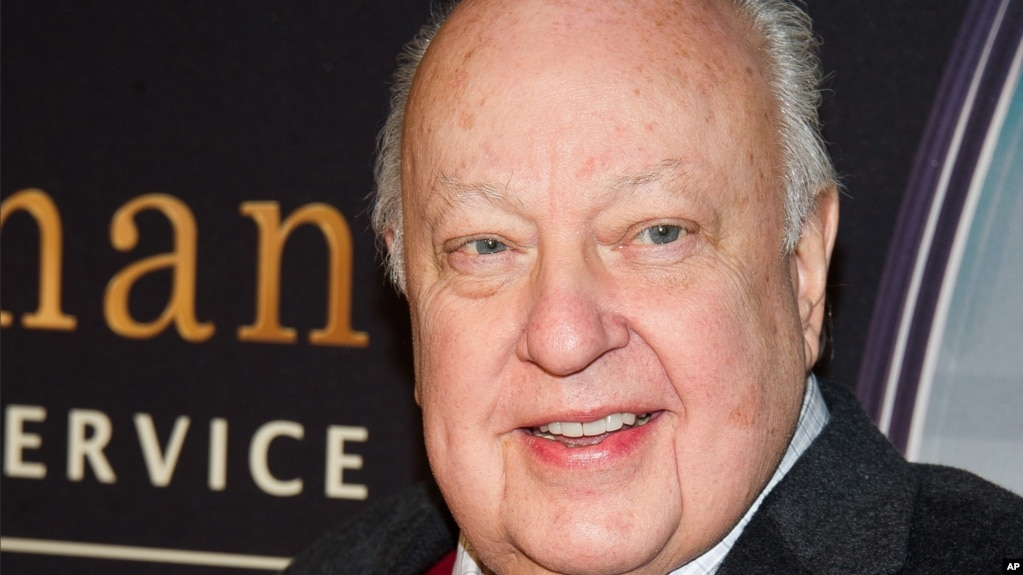 Roger Ailes fundó Fox News en 1996.