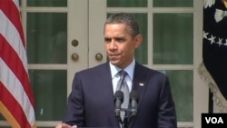 """El presidente Obama dice que """"no podemos seguir soportando impuestos tan bajos para los más ricos""""."""