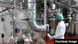 Cơ sở hạt nhân Natanz của Iran