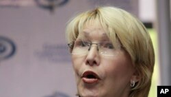 El allanamiento de la casa de Ortega se produce en medio de las acusaciones de extorsión de parte del oficialismo contra su marido Germán Ferrer.