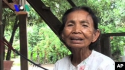 "Im Chaem, 66, is a suspect in the controversial case 004, and prosecutors say she was involved in a ""common criminal plan, or joint criminal enterprise,"" along with a second suspect, Ta Tith, to ""execute all perceived enemies of the [Khmer Rouge] regime."""