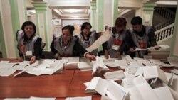 شرايط رقابت در انتخابات رياست جمهوری در قرقيزستان
