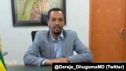 Minister-De'eetaa Ministeera Fayyaa Itiyoophiyaa, Dr. Darajjee Dhugumaa