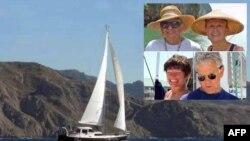 Chiếc du thuyền Quest và 4 người trên thuyền bị hải tặc bắt