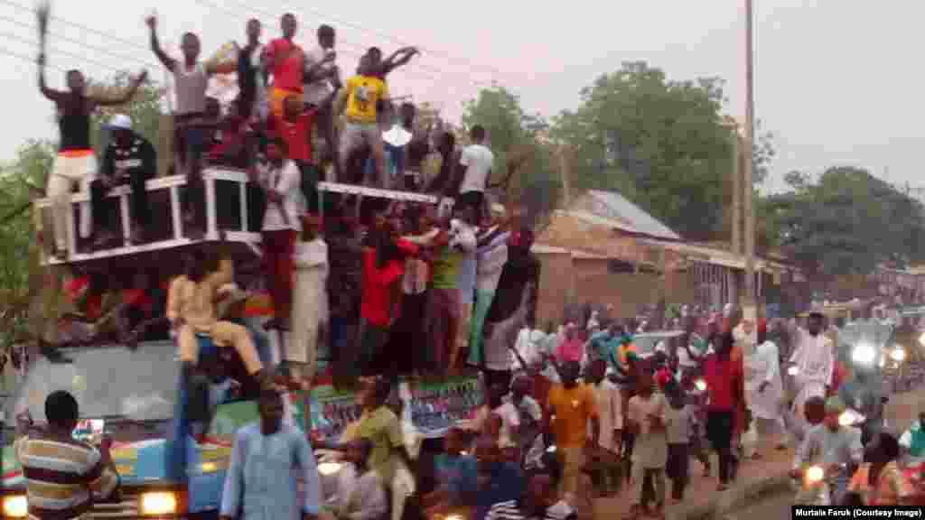 Gungun Masu Murna a Sokoto, Kebbi da Zamfara.
