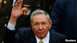 Kuba rahbari Raul Kastro Boliviya, Nikaragua va Venesuelani qo'llab-quvvatlamoqda.