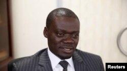 Dr Martin Sirengo naibu mkurugenzi wa huduma za afya wizara ya afya Kenya