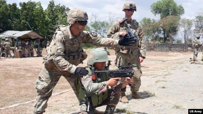 美国陆军谋求扩大美菲合作应对中国挑战