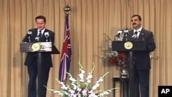 پاکستان کے ساتھ ہمیشہ قائم رہنے والی دوستی ہے: برطانوی وزیر اعظم