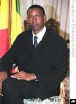 Former ambassador of Mali to the United States, Aboulaye Diop