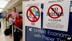 Los aeropuertos en Estados Unidos aumentaron sus restricciones luego de los atentados del 11 de septiembre de 2001.