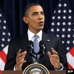 Obraćanje predsednika Obame novinarima na samitu NATO-a u Lisabonu