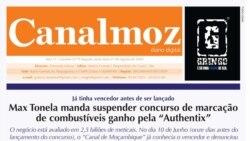 """Guebuza: """"Não lutamos pela independência para queimar jornais""""; analista diz que a afirmação é um recado para o governo agir"""