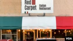 """En 2015 Alfredo y Jorge Nieto dejaron sus empleos, arriesgaron su estabilidad y abrieron su restaurante """"Red Carpet"""", cuya atracción ha corrido de boca en boca y ha llegado a recibir 5 estrellas en plataformas como """"Yelp"""" y """"Trip Advisor""""."""