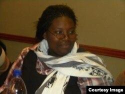 UNkosazana Florence Ndlovu. (Photo: Facebook page, Florence Ndlovu)