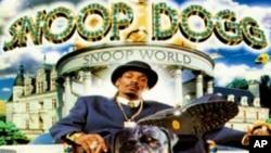 Snoop Dogg的唱片《游戏只卖不讲》封面