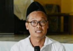 Wahyudi Anggoro Jadi, Lurah Panggungharjo, Kabupaten Bantul, DI Yogyakarta. (Foto: Dok Pribadi)