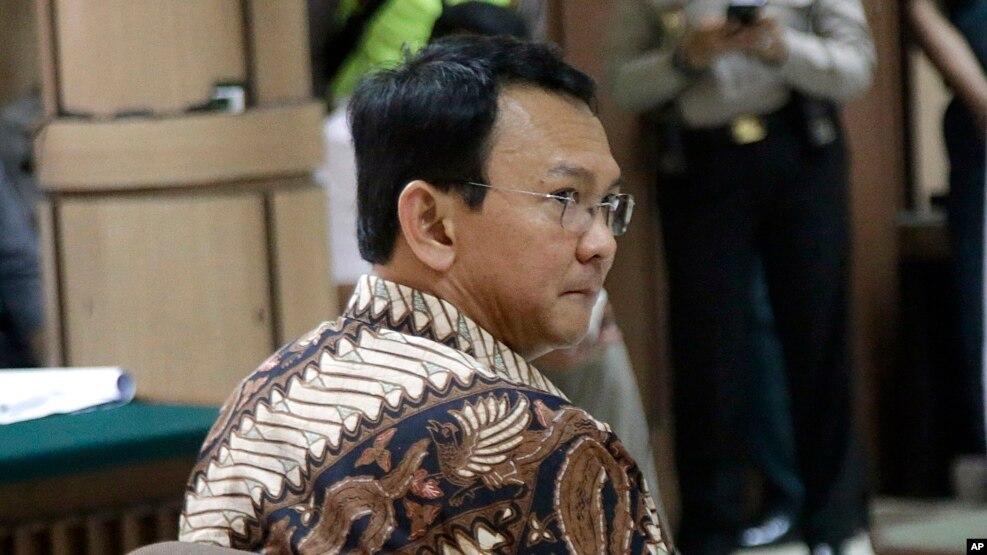 印尼华人省长钟万学,政治斗争的牺牲品