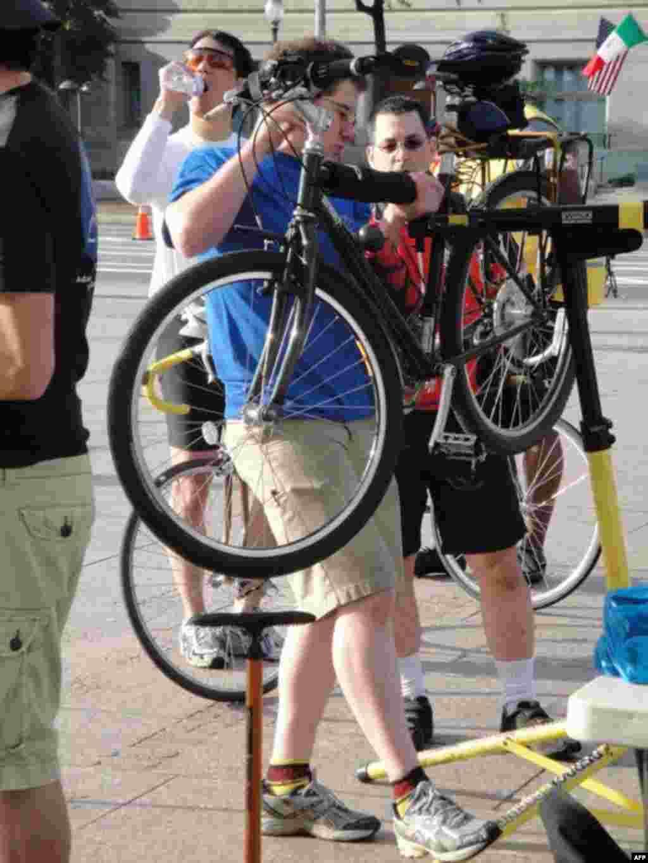 Американская велосипедная культура