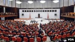 Turkey Parliament