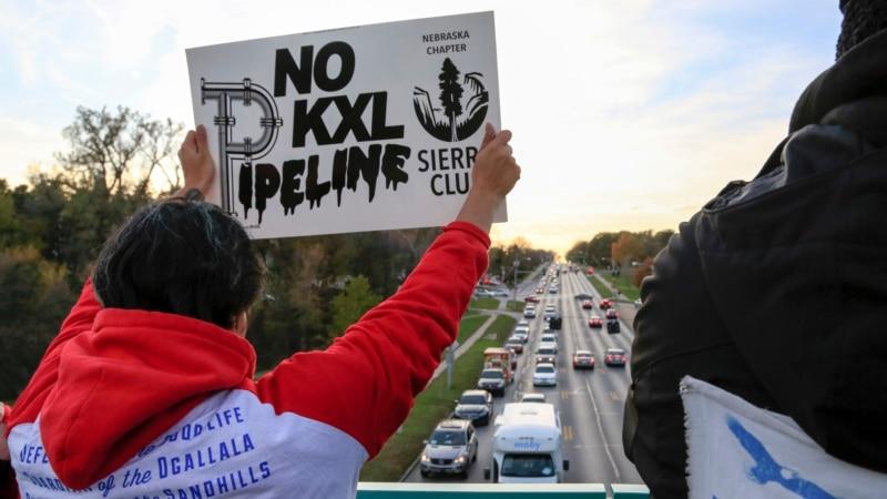 Voice of America, Keystone Pipeline Spills 5,000 Barrels of Oil in South Dakota