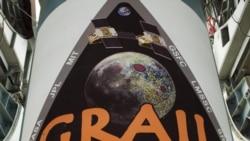 دوسفينه فضايی «گريل» آمريکا روز سال نو در مدار کره ماه قرار می گيرند