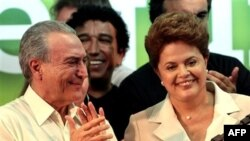 Brazili zgjedh gruan e parë presidente