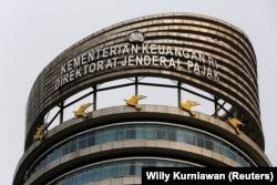 Gedung Kantor Pajak di Jakarta. (Foto: REUTERS/Willy Kurniawan)