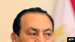 Egjipti kërkon ngrirjen e pasurive të zyrtarëve të lartë të qeverisë së Presidentit Mubarak