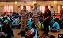 Tayland'a sığınan Arakanlı mülteciler