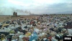 دفن زباله در ایران به روش سنتی