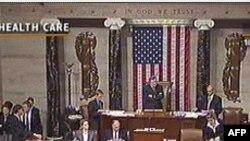 Hạ viện Mỹ phê chuẩn dự luật cải tổ hệ thống chăm sóc sức khỏe