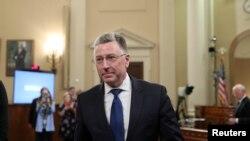 یوکرین میں امریکہ کے سابق سفیر کرٹ وولکر